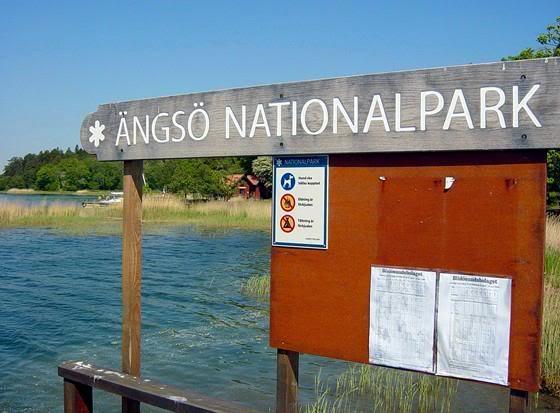 Ängsö National Park