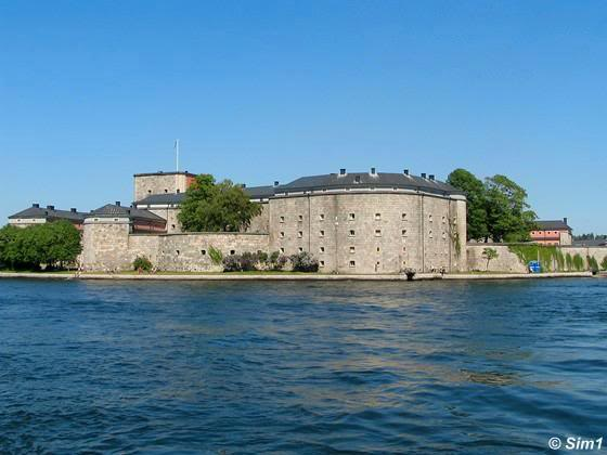 Sim1travels Vaxholm Fortress