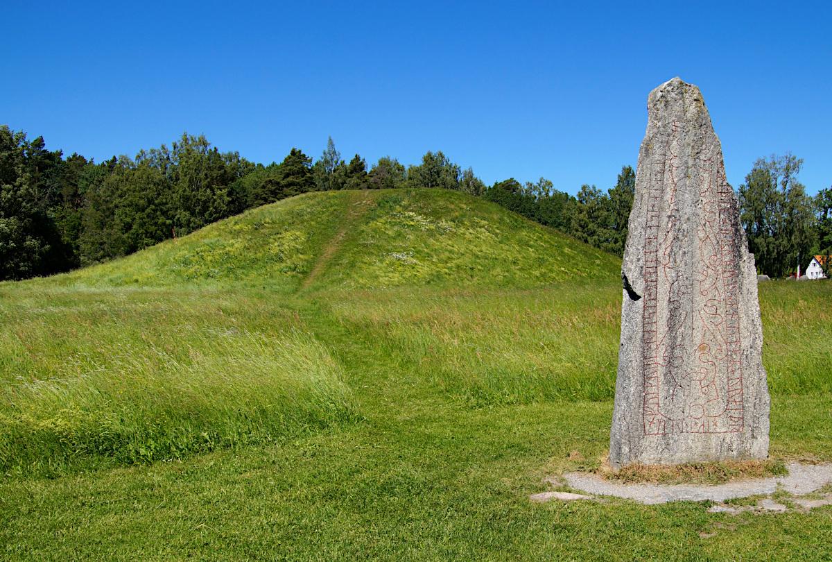 Burial mound Anundshög