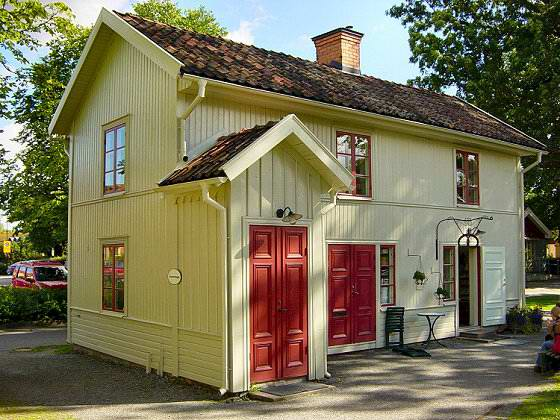 The bakery in Wadköping