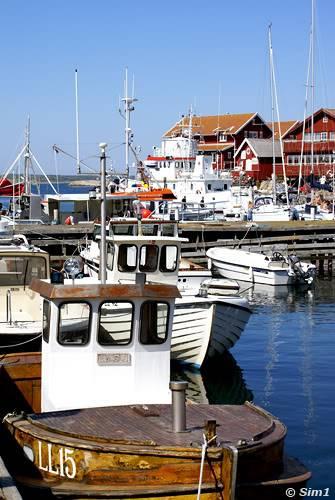 Harbour Käringön