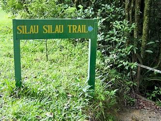 Silau Silau Trail