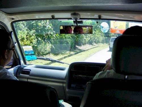 Going to Mount Kinabalu