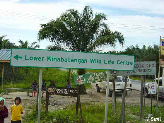 Lower Kinabatangan Wild Life Centre