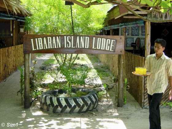 Welcome to Libaran Island