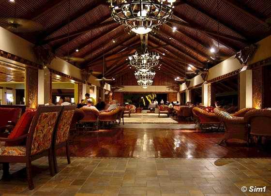 Lobby Lounge The Horizon