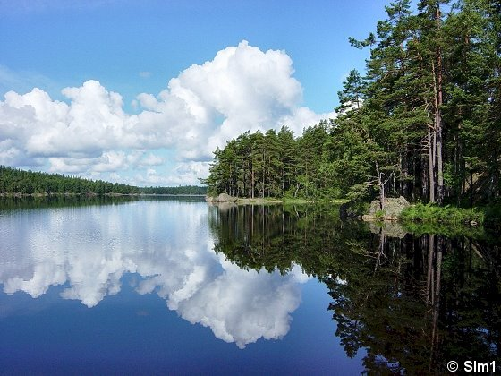 Tiveden National Park, Sweden