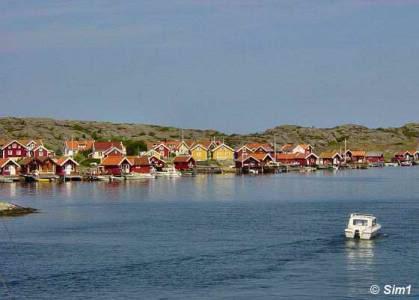 View to Råön