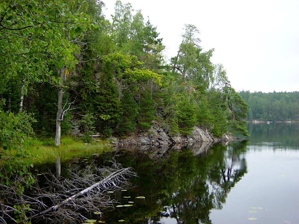 Lake Stensjön