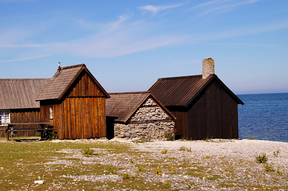 Helgumannens Fishing Village