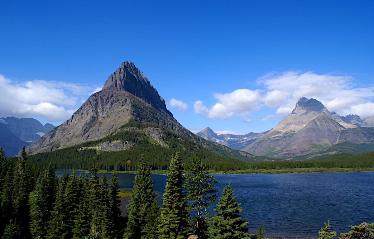 Mount Grinnell, Glacier National Park