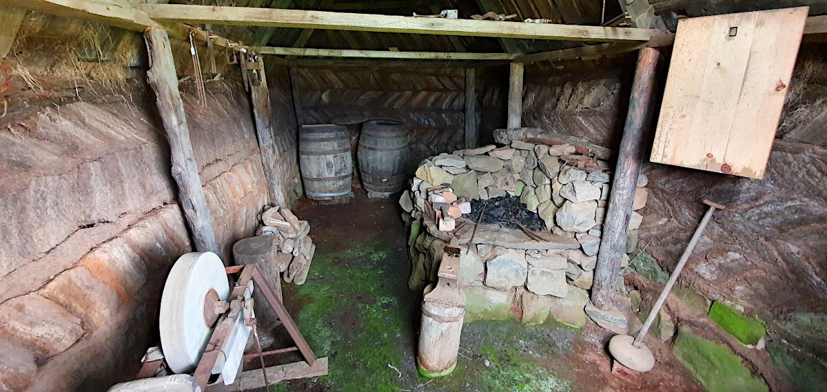 The smithy at Glaumbaer