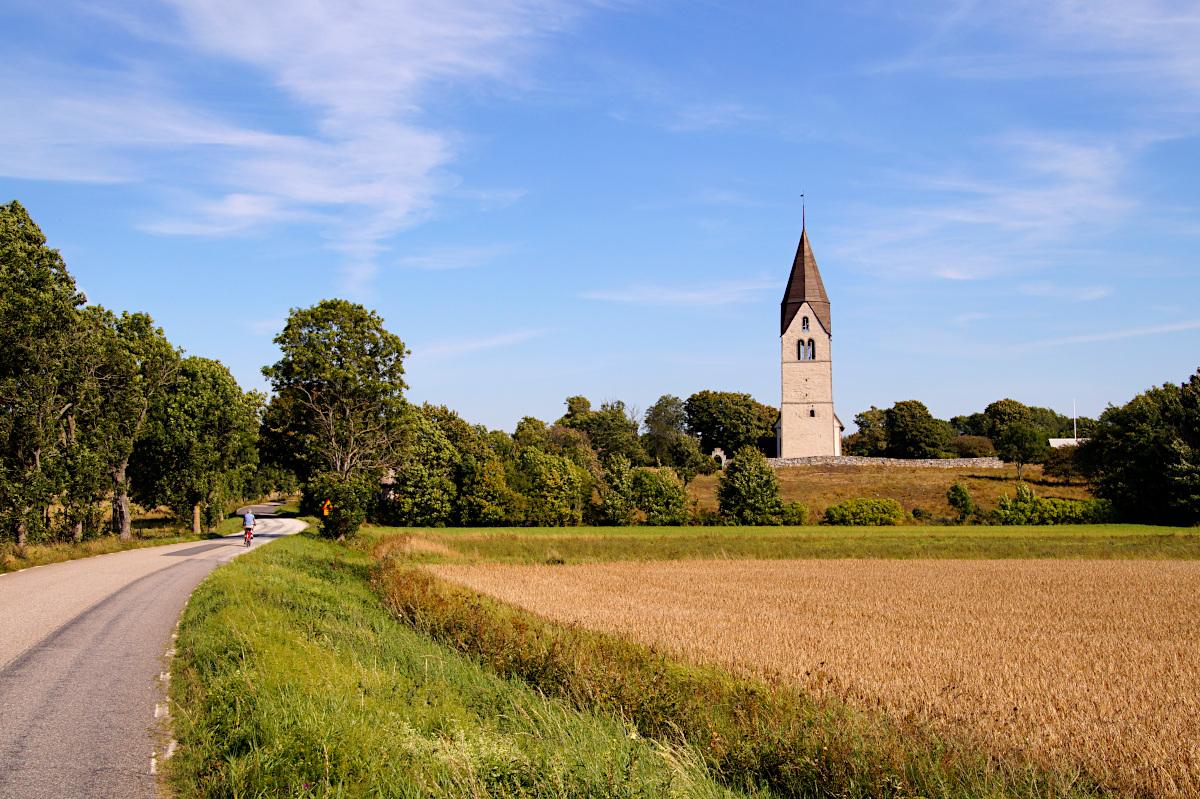 Sundre Church, Gotland