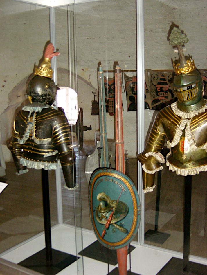 The Upper Armoury, Gripsholm