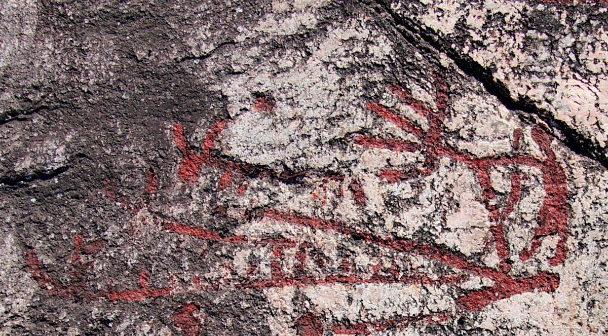 Rock Carvings Häljesta