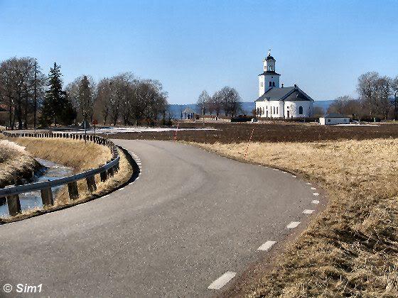 The road to Rök