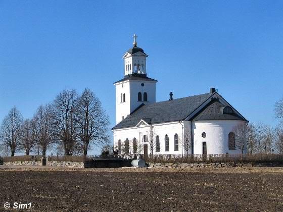 The little church of Rök