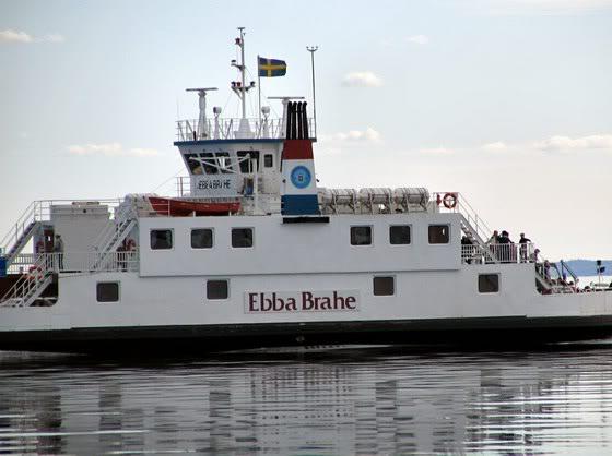Ferry to Visingsö