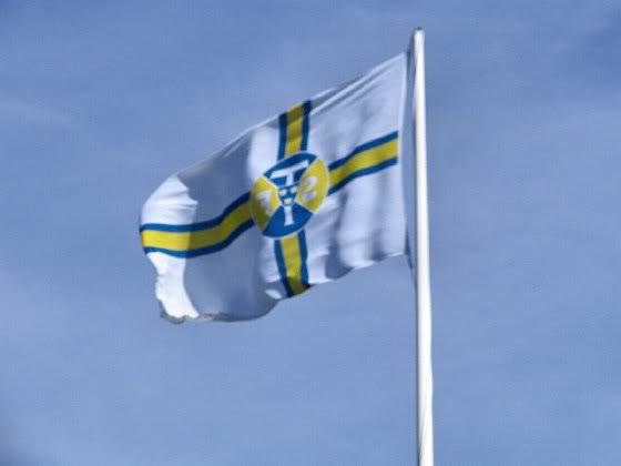 Flag Svenska Touristförening