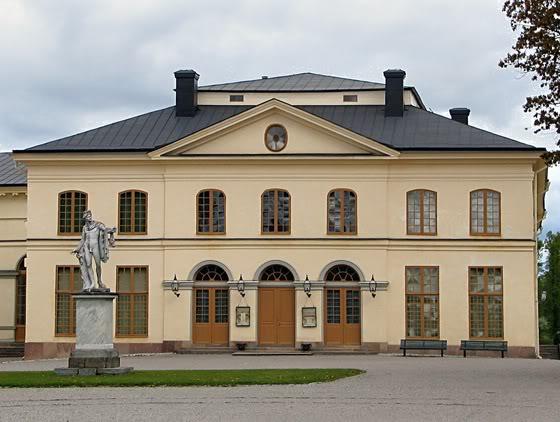 Theatre at Drottningholm