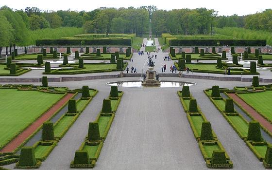 Garden of Drottningholm