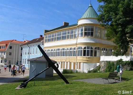 the quay of Marstrand