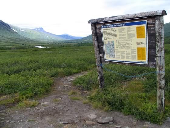 Padjelanta National Park