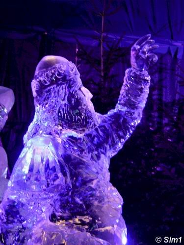 Ice World in Luebeck