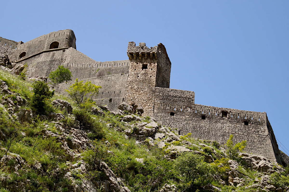 The Fortifications of Kotor