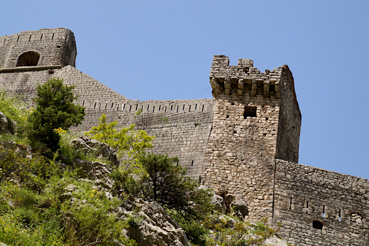 Fortifications Kotor