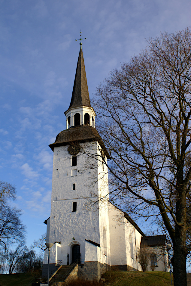 the church of Mariefred