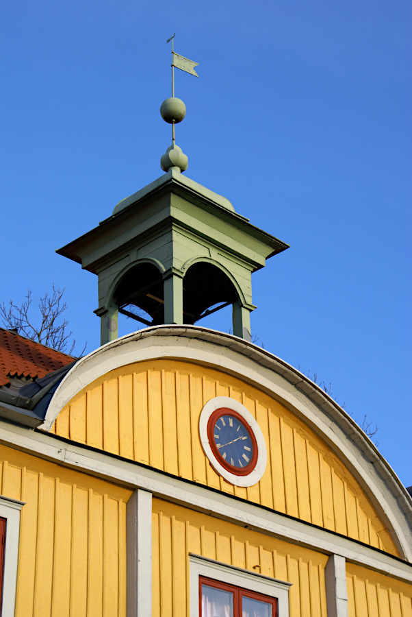 Rådhuset / Town Hall Mariefred