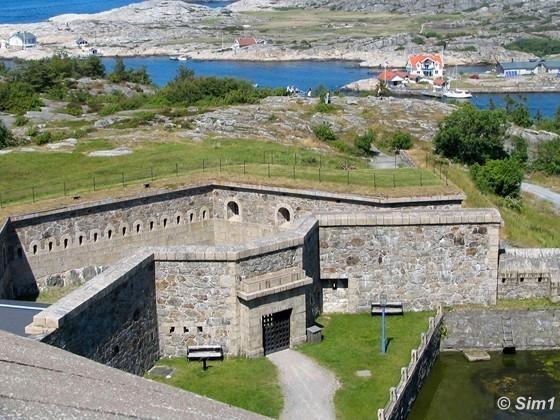 Carlsten Fortress Marstrand