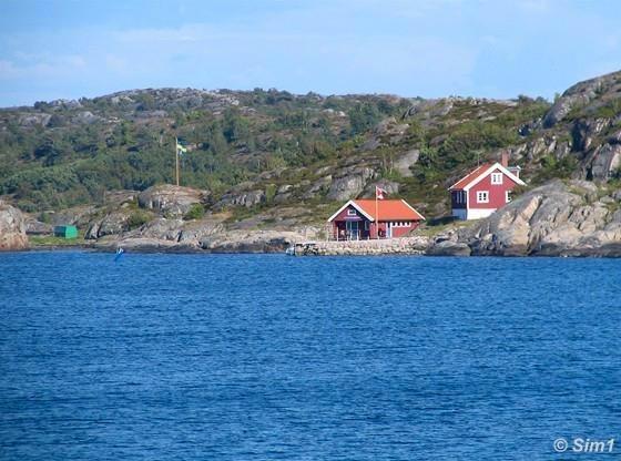 Södra Strandverket Marstrand