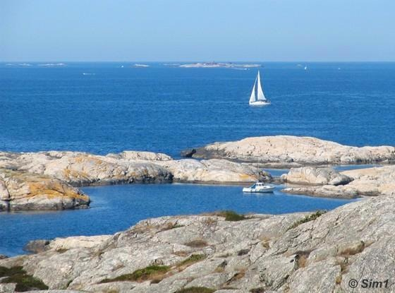 View from Marstrand