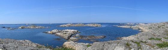 views from Marstrand