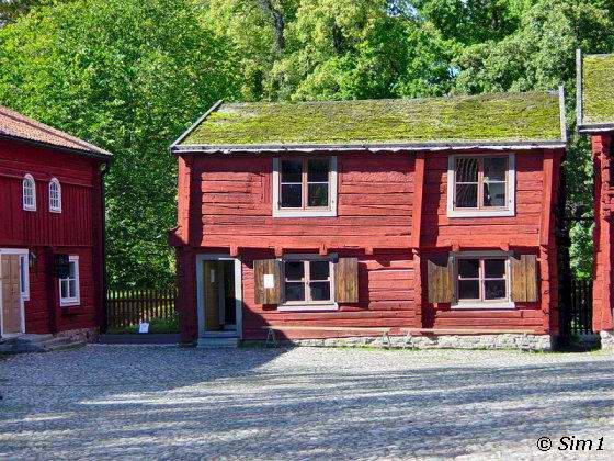 Cajsa Wargs Hus in Örebro
