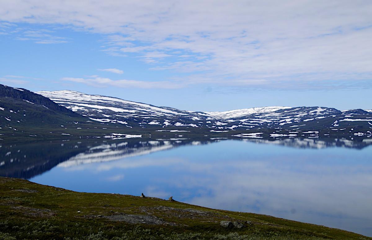 Padjelanta National Park, Sweden