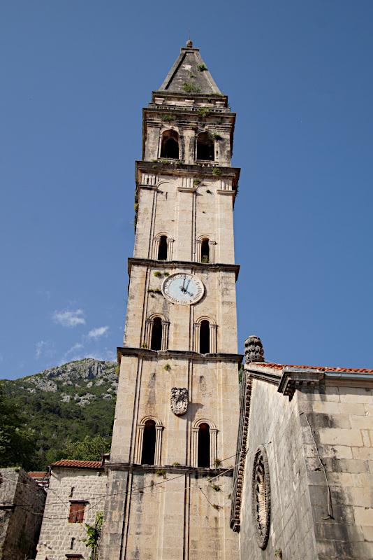 Church of St. Nicholas (Sv. Nikola) , Perast