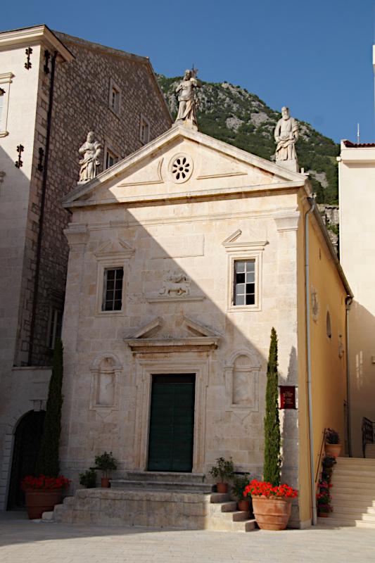 St. Mark¨s church, Perast