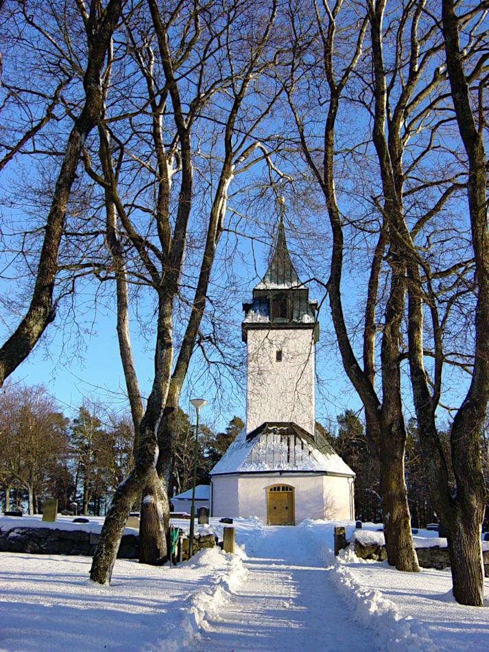 Sundbyholm church