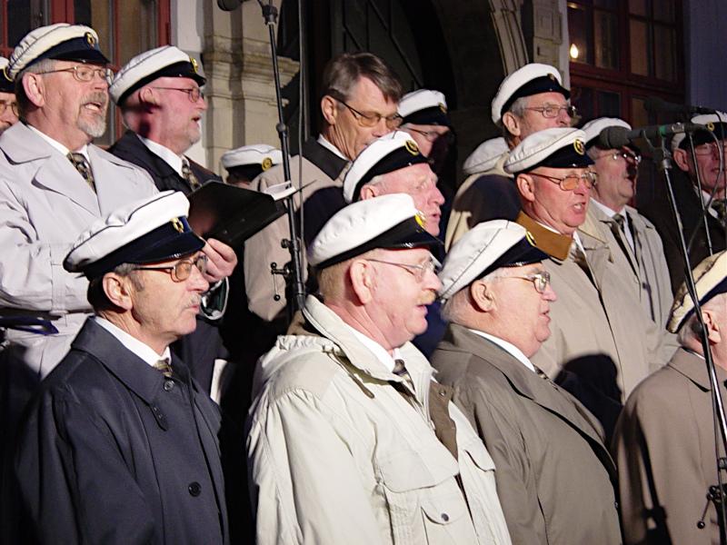 Valborgsmässoafton Choir Sundbyholm
