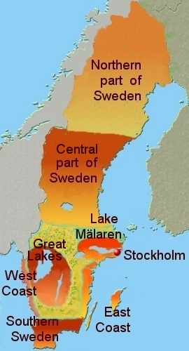 Sweden – an overview