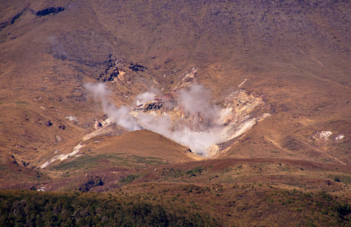 vulcanic activity