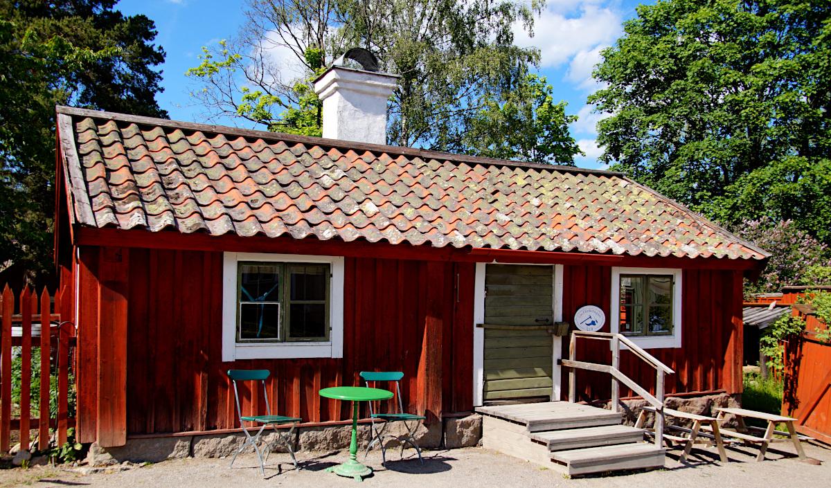 Flinkstugan, Vallby