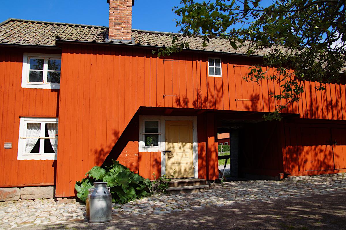 Skarprättargården (Executioner's Residence), Vallby