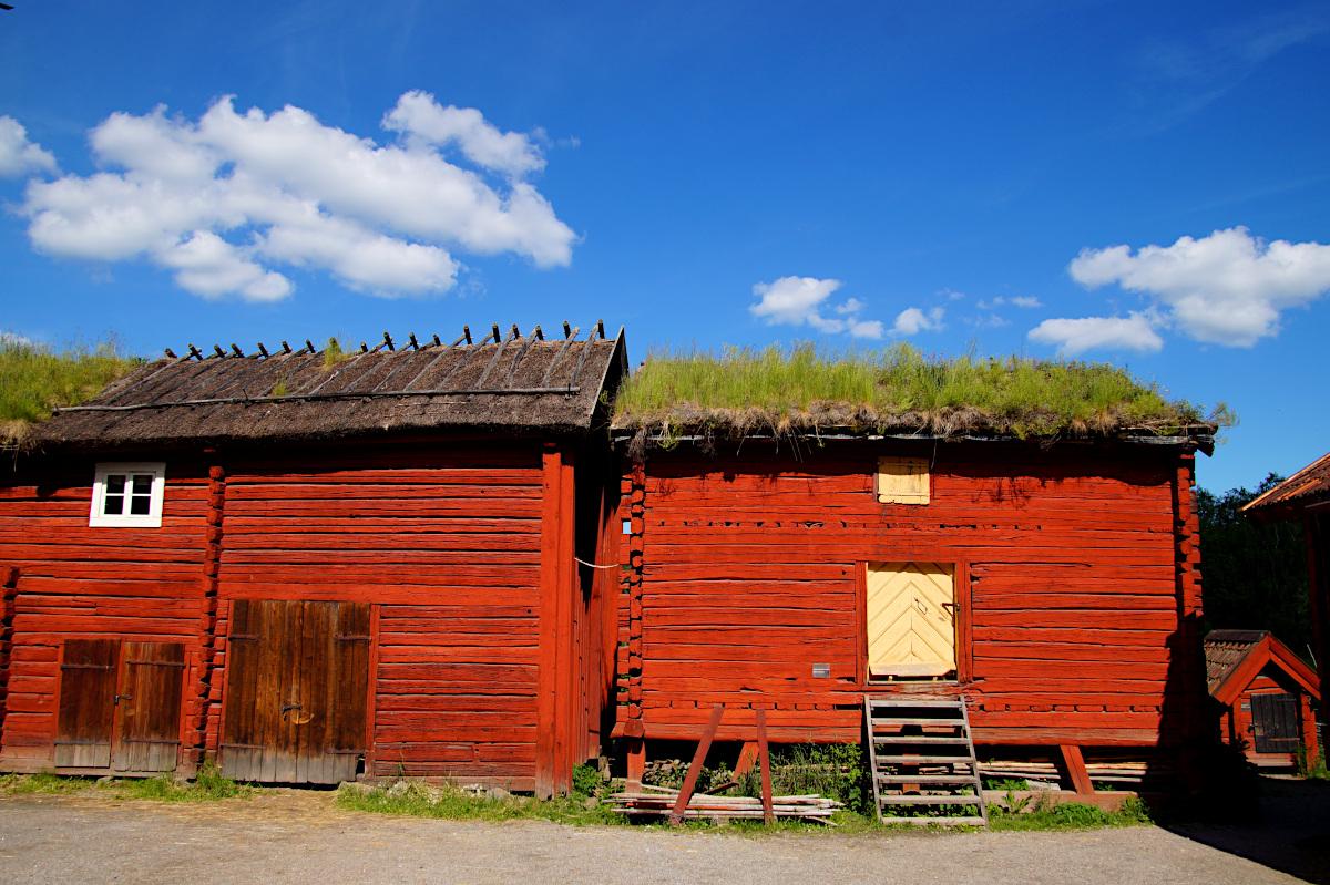Farmstead, Vallby