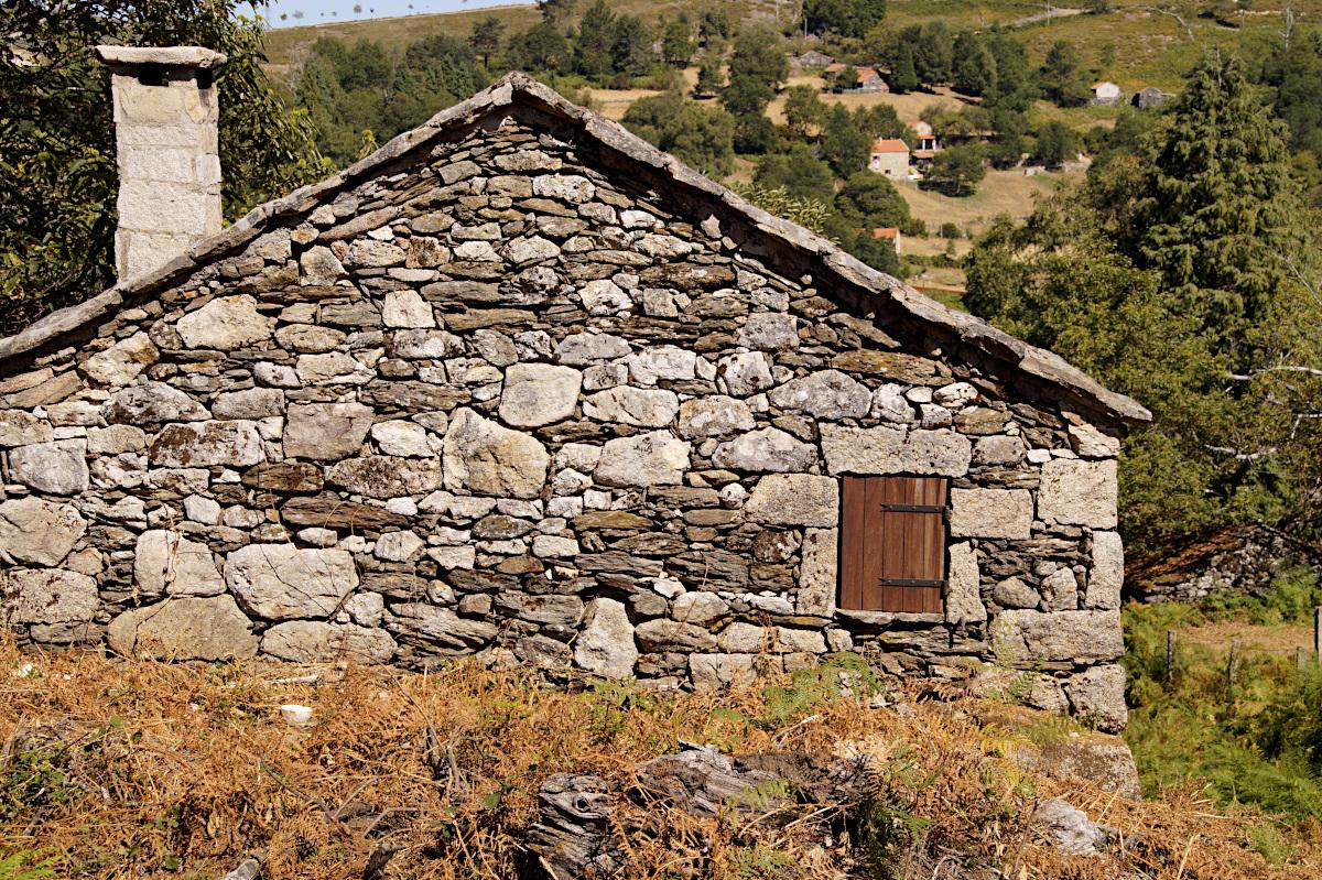 house in Branda de Santo António