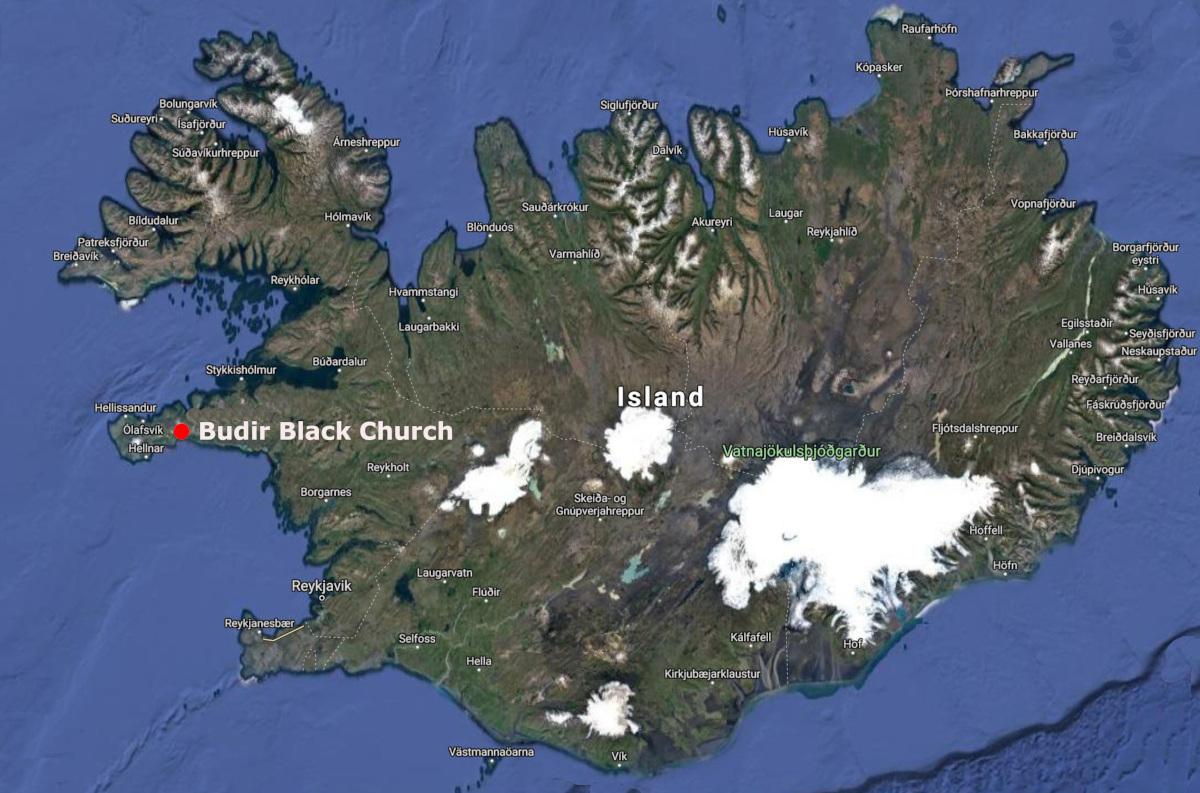 Map Budir