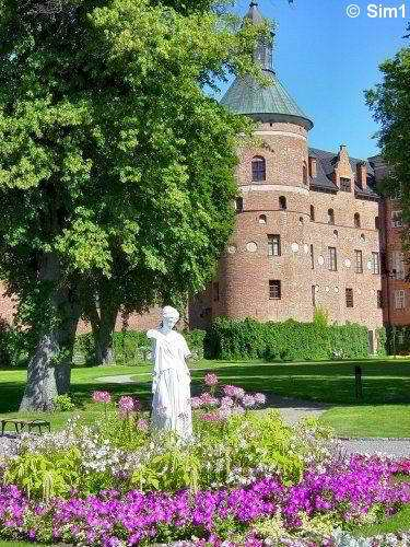 The gardens at Gripsholm